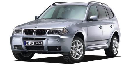 BMW X3 愛車自慢
