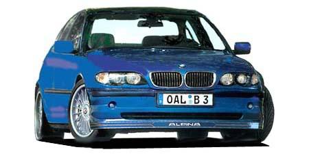 BMWアルピナ B3 愛車自慢
