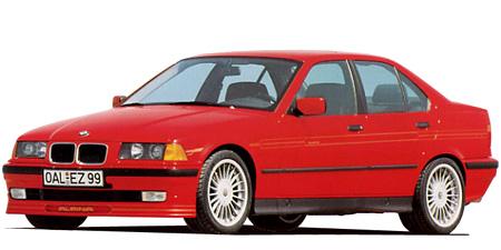 BMWアルピナ B8 愛車自慢