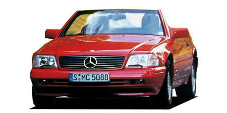 メルセデス・ベンツ SL 愛車自慢