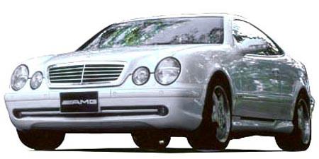 AMG CLK 愛車自慢