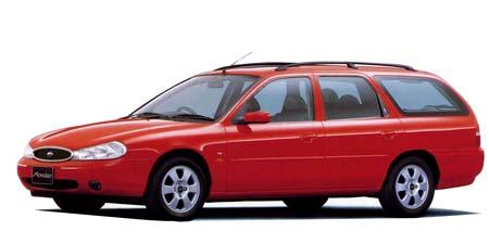 ヨーロッパフォード モンデオ 愛車自慢