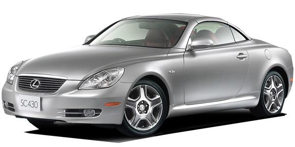 Sc(レクサス)の自動車ガイド|中古車ならグーネット