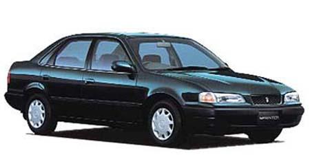 「トヨタ スプリンター」の画像検索結果