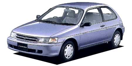 トヨタ・コルサ