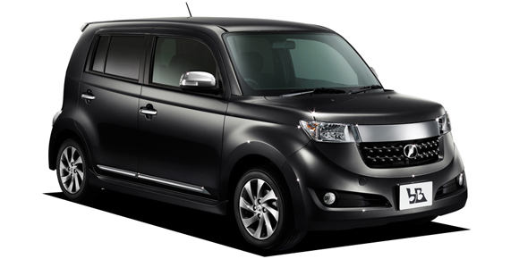 TOYOTA bB, S KIRAMEKI catalog - reviews, pics, specs and prices ...