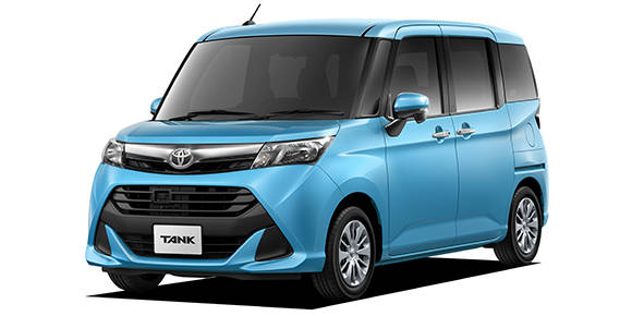 トヨタ・タンクの画像 p1_3