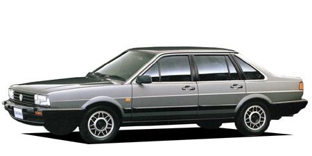 日産 VWサンタナ