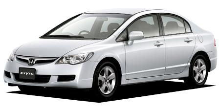 ホンダ シビック 2005年9月発売モデル