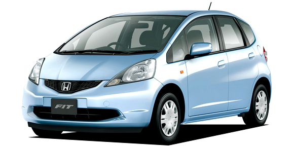 フィット(ホンダ)の自動車ガイド 型式:DBA-GE7
