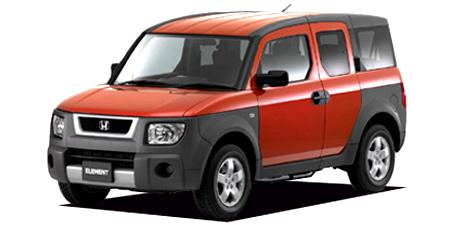 エレメント(ホンダ)の自動車ガイド|中古車ならグーネット