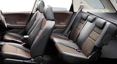 Honda Fit Shuttle Hybrid Hybrid Navi Premium Selection Catalog