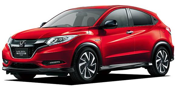 Honda Vezel Rs 2018 >> Honda Vezel Hybrid Rs Honda Sensing Catalog Reviews Pics Specs