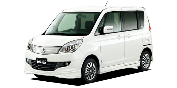 三菱-デリカD:2