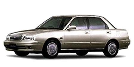 ダイハツ アプローズ ダイハツのラインアップのなかでは最上級車種となるアプローズ。一見すると..