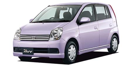ミラアヴィ(ダイハツ)の自動車ガイド型式一覧