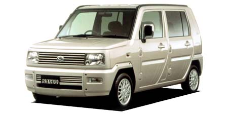 DAIHATSU NAKED, TURBO G LIMITED Specification - features, specs and