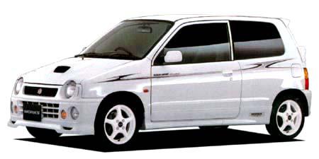 Suzuki показала кей-кар Alto Works