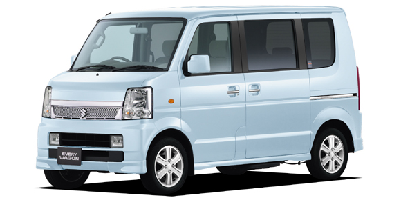 SUZUKI EVERY WAGON PZ TURBO