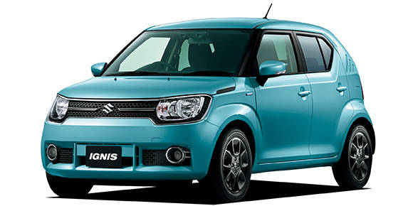 suzuki ignis hybrid mx catalog reviews pics specs and prices goo net exchange. Black Bedroom Furniture Sets. Home Design Ideas