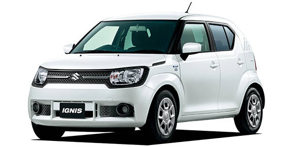 suzuki ignis hybrid mg catalog reviews pics specs and prices goo net exchange. Black Bedroom Furniture Sets. Home Design Ideas