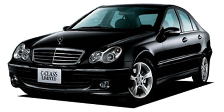 mercedes benz cclass, c180 kompressor avantgarde limited catalog