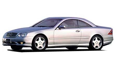 Mercedes benz cl cl55 amg catalog reviews pics specs for Mercedes benz cl55 amg price