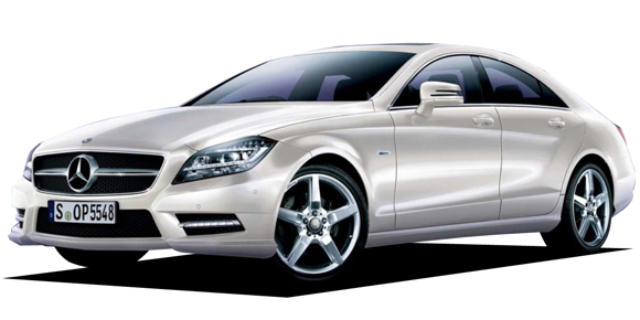 MERCEDES BENZ CLSCLASS CLS550 BLUE EFFICIENCY