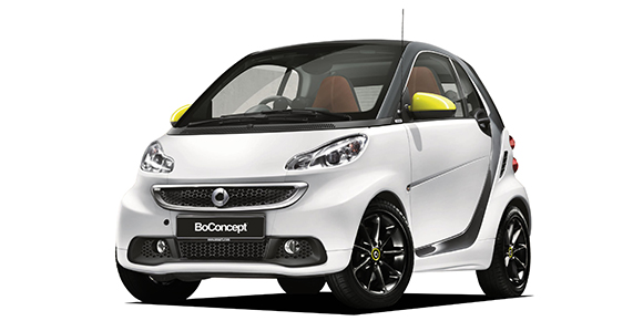 mcc smart smart fortwo coupe mhd edition boconcept. Black Bedroom Furniture Sets. Home Design Ideas