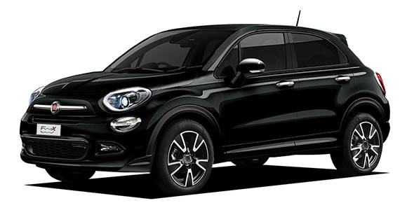 fiat 500x black tie catalog reviews pics specs and prices goo net exchange. Black Bedroom Furniture Sets. Home Design Ideas