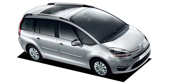 citroen c4 picasso 1 6t exclusive catalog reviews pics specs and prices goo net exchange. Black Bedroom Furniture Sets. Home Design Ideas