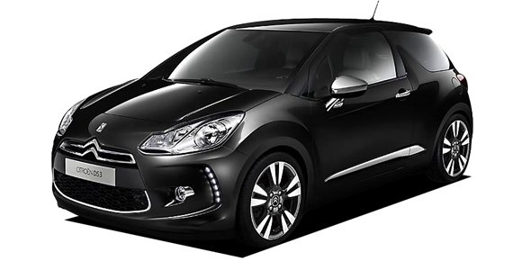citroen ds3 sport chic popular car. Black Bedroom Furniture Sets. Home Design Ideas