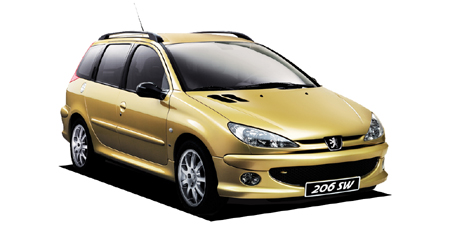 peugeot 206 sw xs catalog reviews pics specs and prices goo net exchange. Black Bedroom Furniture Sets. Home Design Ideas