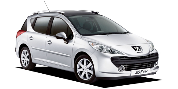 peugeot 207 sw catalog reviews pics specs and prices goo net exchange. Black Bedroom Furniture Sets. Home Design Ideas