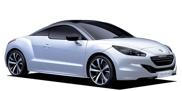 peugeot rcz gt line catalog reviews pics specs and. Black Bedroom Furniture Sets. Home Design Ideas