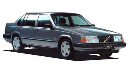 Volvo 940 specs