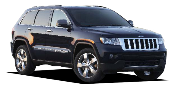CHRYSLER JEEP JEEP GRAND CHEROKEE OVERLAND
