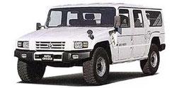 沖縄県の中古車 トヨタ メガクルーザー
