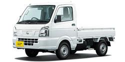 沖縄県の中古車 日産 NT100クリッパートラック