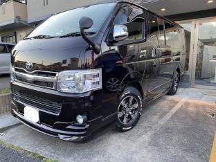 スーパーソニック スポーツカー・ミニバン・SUV専門店の買取実績写真