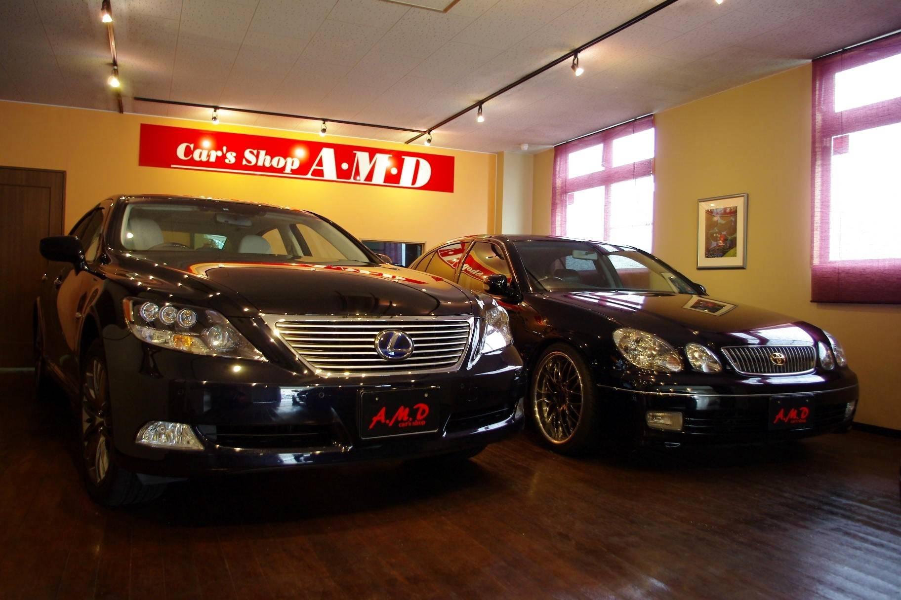 Car's Shop A・M・D