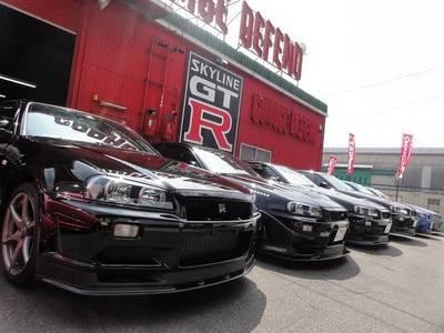 ディフェンドコーポレーション GT−R&GTスポーツ専門店