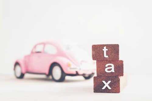 値段 車 税金