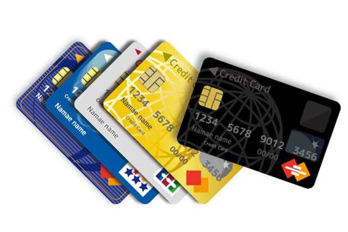 対応できるカードの種類も保険会社によって異なる