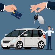 残価クレジットの車が事故車になったらどうなるの?