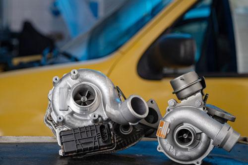 ターボエンジンを搭載するとエンジンパワーが強くなります