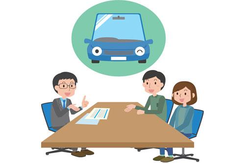 セカンドカー割引は保険会社に自分で申し出て見積もりを