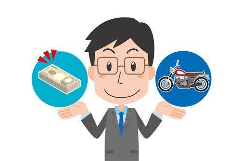 バイク保険よりもファミリーバイク特約をつける