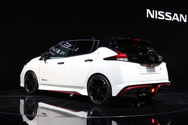 LEAF NISMO Concept