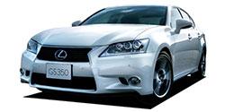 沖縄県の中古車をレクサス GSから探す